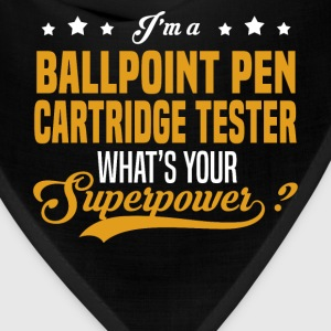 Ballpoint Pen Cartridge Tester - Bandana