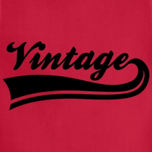 vintage T-Shirts - Adjustable Apron