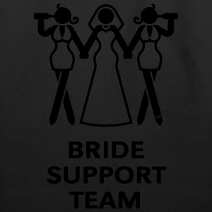 Bride Support Team (Hen Night, Bachelorette Party) Tanks - Eco-Friendly Cotton Tote