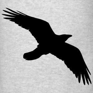 Bird, Crow, Raven Hoodies - Men's T-Shirt