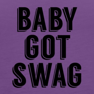 Baby Got Swag - Women's Premium Tank Top