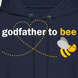 Godfather To Bee T-Shirts - Men's Hoodie