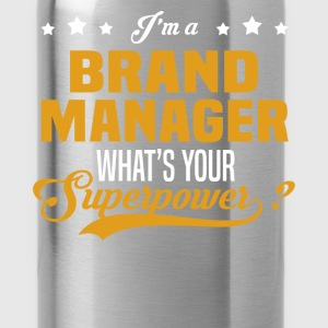 Brand Manager - Water Bottle