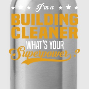 Building Cleaner - Water Bottle