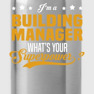 Building Manager - Water Bottle