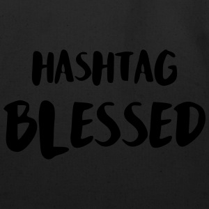 Hashtag Blessed T-Shirts - Eco-Friendly Cotton Tote