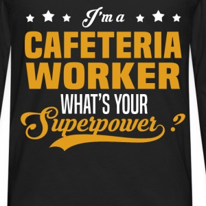 Cafeteria Worker - Men's Premium Long Sleeve T-Shirt