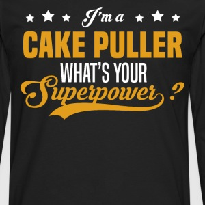 Cake Puller - Men's Premium Long Sleeve T-Shirt
