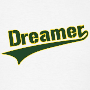 Dreamer Buttons - Men's T-Shirt