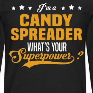 Candy Spreader - Men's Premium Long Sleeve T-Shirt