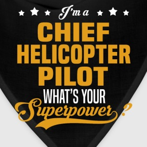 Chief Helicopter Pilot - Bandana