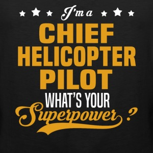 Chief Helicopter Pilot - Men's Premium Tank