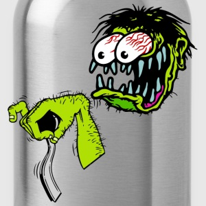 Monster Shift T-Shirts - Water Bottle