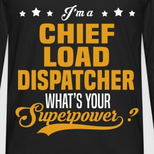 Chief Load Dispatcher - Men's Premium Long Sleeve T-Shirt