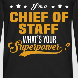 Chief of Staff - Men's Premium Long Sleeve T-Shirt