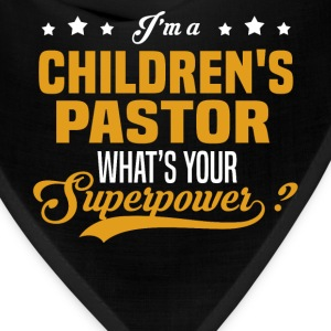 Children's Pastor - Bandana