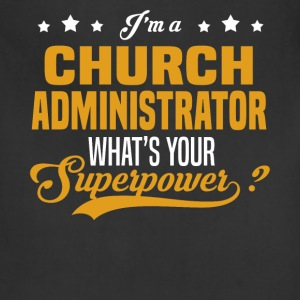 Church Administrator - Adjustable Apron