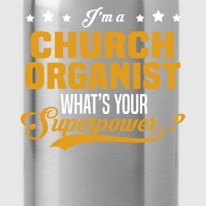 Church Organist - Water Bottle