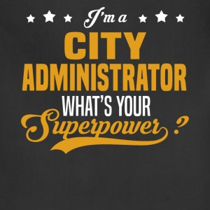 City Administrator - Adjustable Apron