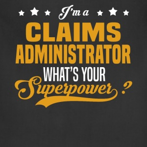 Claims Administrator - Adjustable Apron