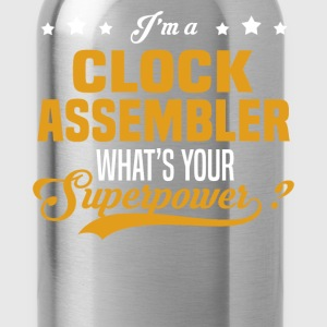 Clock Assembler - Water Bottle