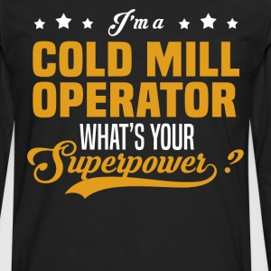 Cold Mill Operator - Men's Premium Long Sleeve T-Shirt