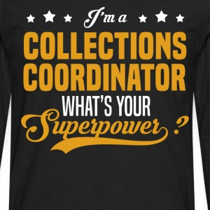 Collections Coordinator - Men's Premium Long Sleeve T-Shirt