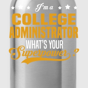 College Administrator - Water Bottle