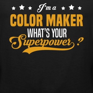 Color Maker - Men's Premium Tank