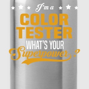 Color Tester - Water Bottle
