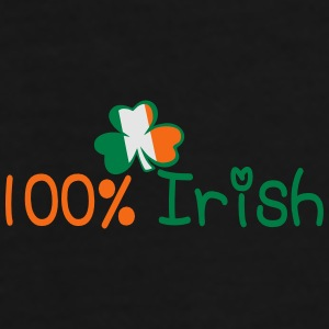 ♥ټ☘I'm 100% Irish-Irish Power Mug☘ټ♥ - Men's Premium T-Shirt
