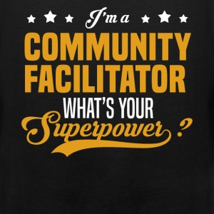 Community Facilitator - Men's Premium Tank