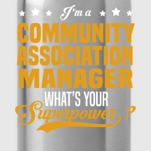 Community Association Manager - Water Bottle