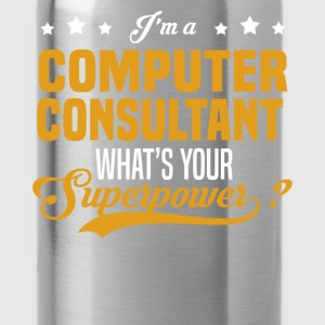Computer Consultant - Water Bottle