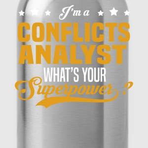 Conflicts Analyst - Water Bottle