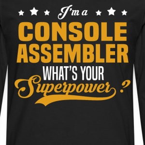 Console Assembler - Men's Premium Long Sleeve T-Shirt