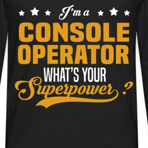 Console Operator - Men's Premium Long Sleeve T-Shirt