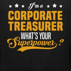 Corporate Treasurer - Men's Premium Tank