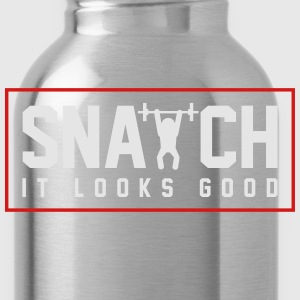 Snatch - Water Bottle