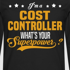 Cost Controller - Men's Premium Long Sleeve T-Shirt