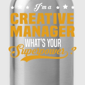 Creative Manager - Water Bottle
