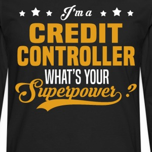 Credit Controller - Men's Premium Long Sleeve T-Shirt