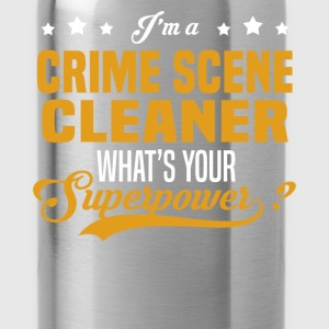 Crime Scene Cleaner - Water Bottle