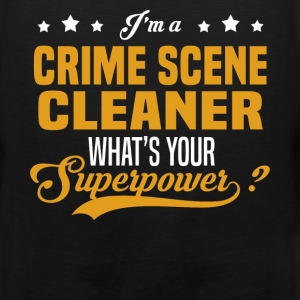 Crime Scene Cleaner - Men's Premium Tank