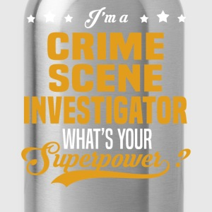 Crime Scene Investigator - Water Bottle