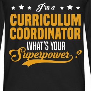 Curriculum Coordinator - Men's Premium Long Sleeve T-Shirt