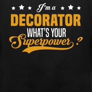 Decorator - Men's Premium Tank
