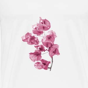 Santa Rita Flowers Photo - Men's Premium T-Shirt