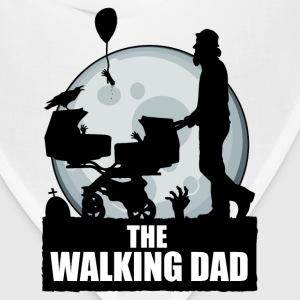 THE WALKING DAD zombie T-Shirts - Bandana