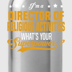 Director Of Religious Activities - Water Bottle